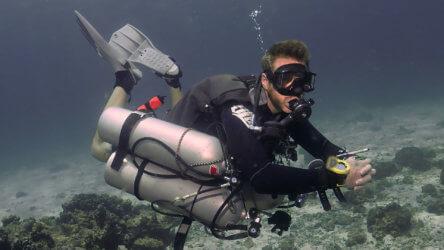 Multi Tank Sidemount Tec Aussie Divers