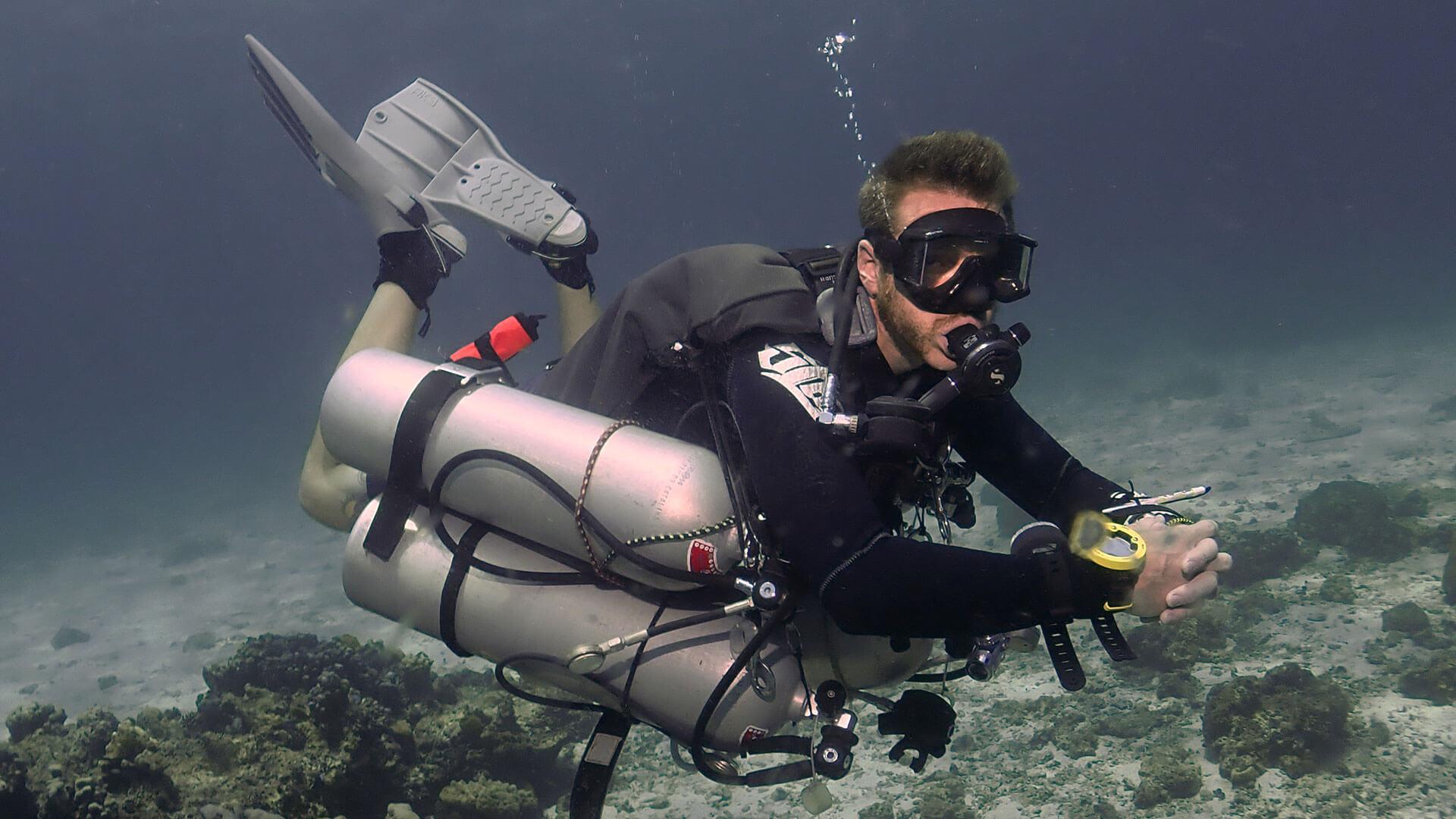 PADI Tec Diving