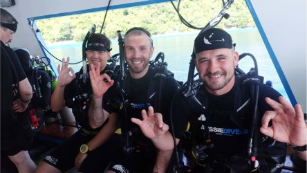 PADI Advanced Open Water Training Aussie Divers