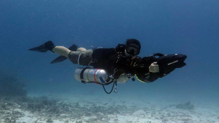 PADI DPV Aussie Divers Phuket