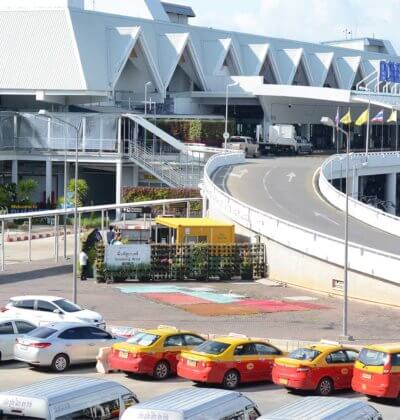 Phuket Airport Taxi Aussie Divers