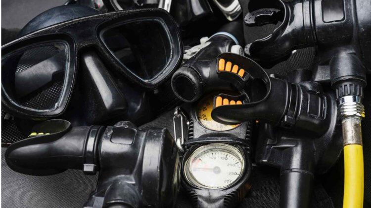 Scuba Gear Aussie Divers Phuket