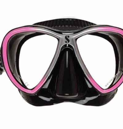 Scubapro Synergy Twin Pink Aussie Divers