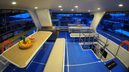 MV Lapat Similan Liveaboard Meals