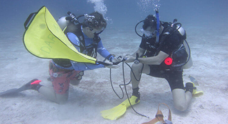 PADI Search And Recovery Aussie Divers