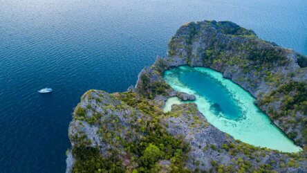 Coral Lagoon Mergui Archipalago Liveaboard