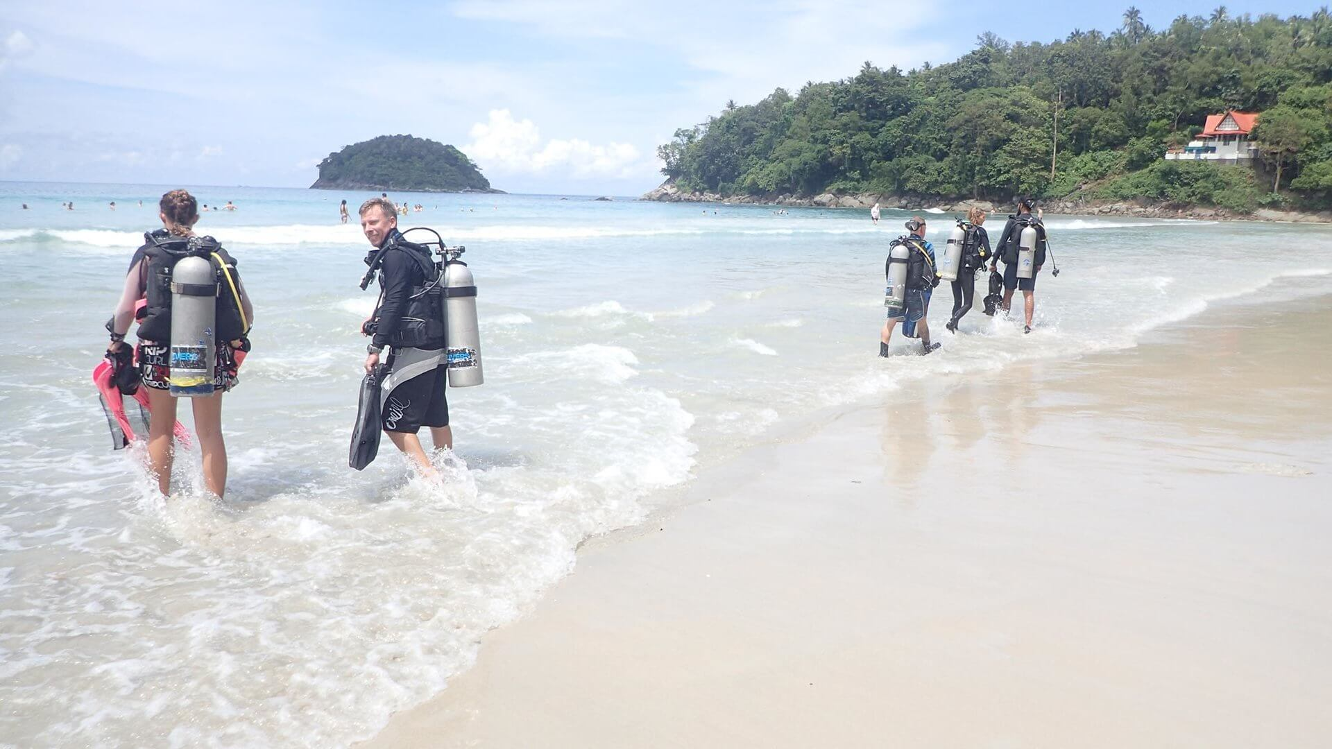 5 Reasons You Should Consider Phuket, Thailand For Your PADI IDC