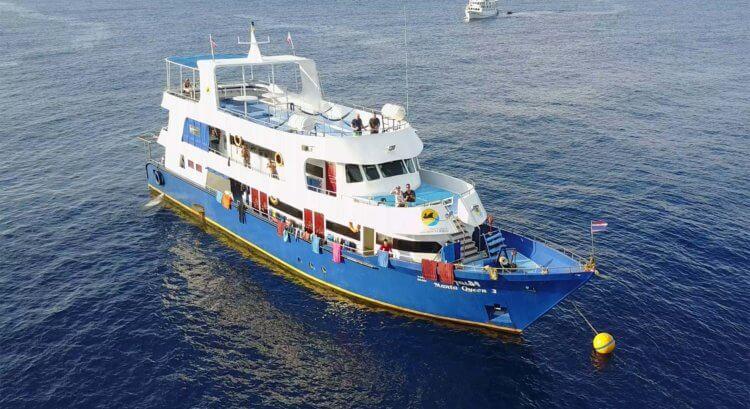 Manta Queen 3 Ariel Aussie Divers