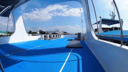 MV Lapat Sundeck Similan Island Liveaboard