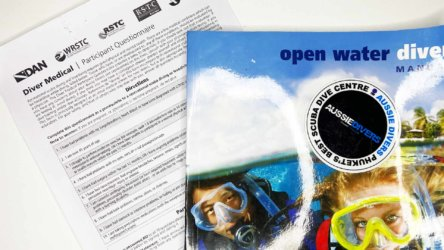 New Padi Medical Questionnaire Open Water