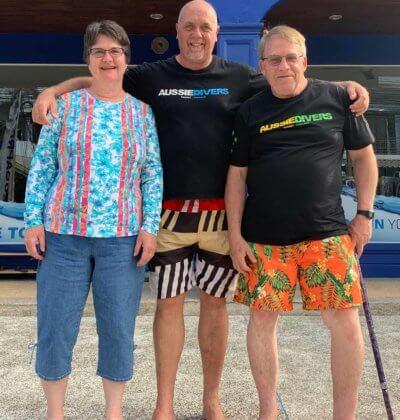 No Age Limit Scuba Diving Aussie Divers