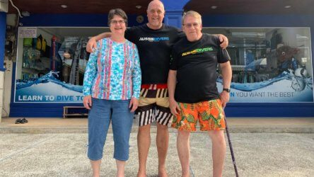 No Age Limit Scuba Diving Aussie Divers