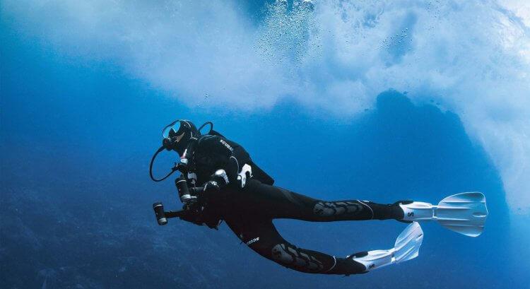 Scubapro Seawing Nova White Aussie Divers