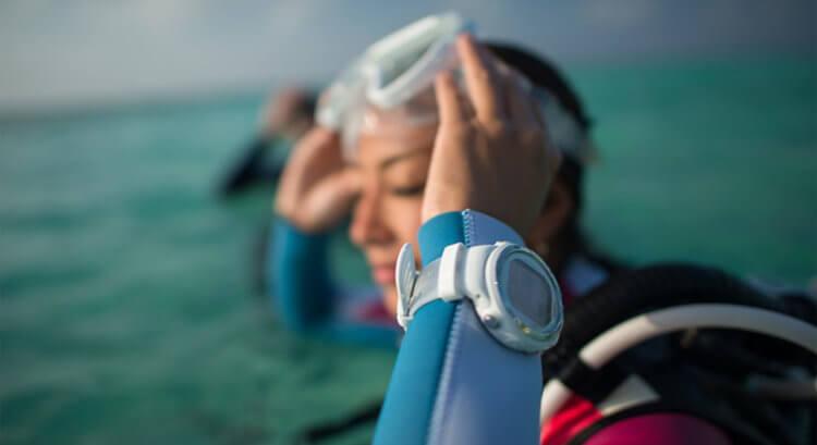 Suunto D4i Action Dive Computer Aussie Divers
