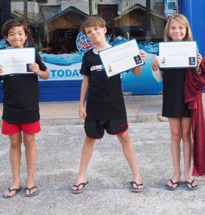 Children Scuba Diving Aussie Divers Phuket