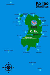 Ko Tao Dive Sites Aussie Divers