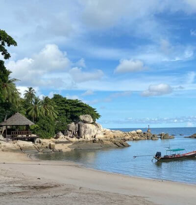 Sensi Private Beach Ko Tao
