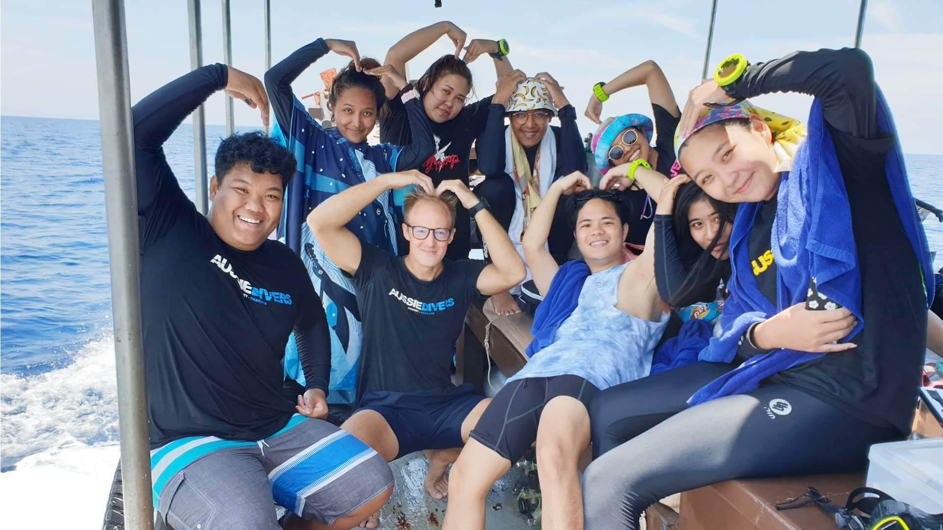 Beginner PADI Courses in Koh Tao