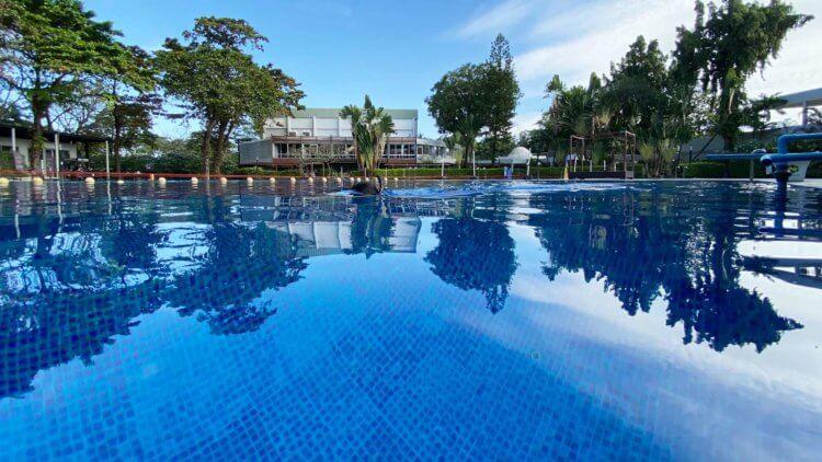 Bangkok Pool PADI Open Water Training