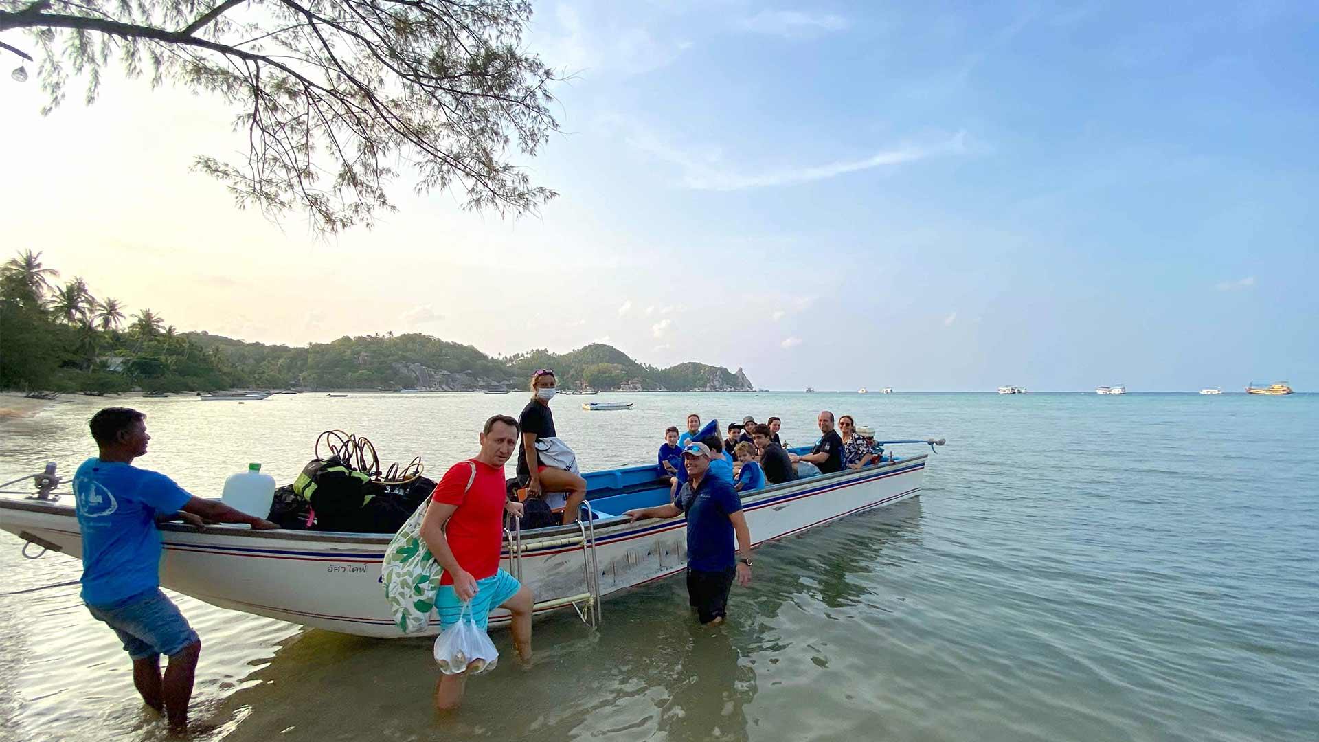Koh Tao Dive Sites
