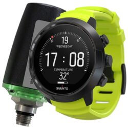 Suunto D5 and Transmitter