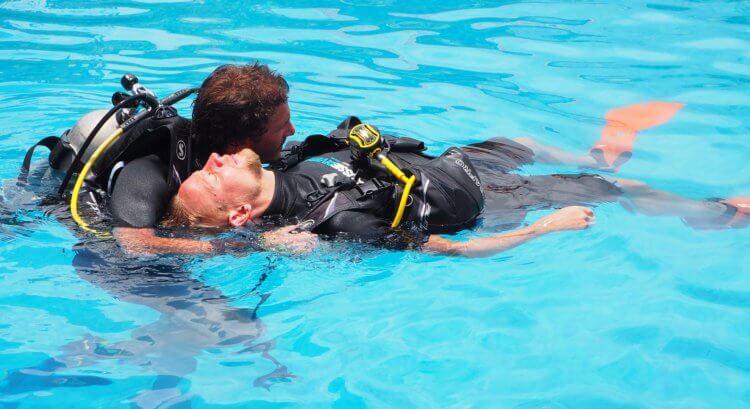 PADI IDC Rescue Aussie Divers