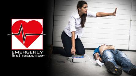 EFR AED Aussie Divers Phuket