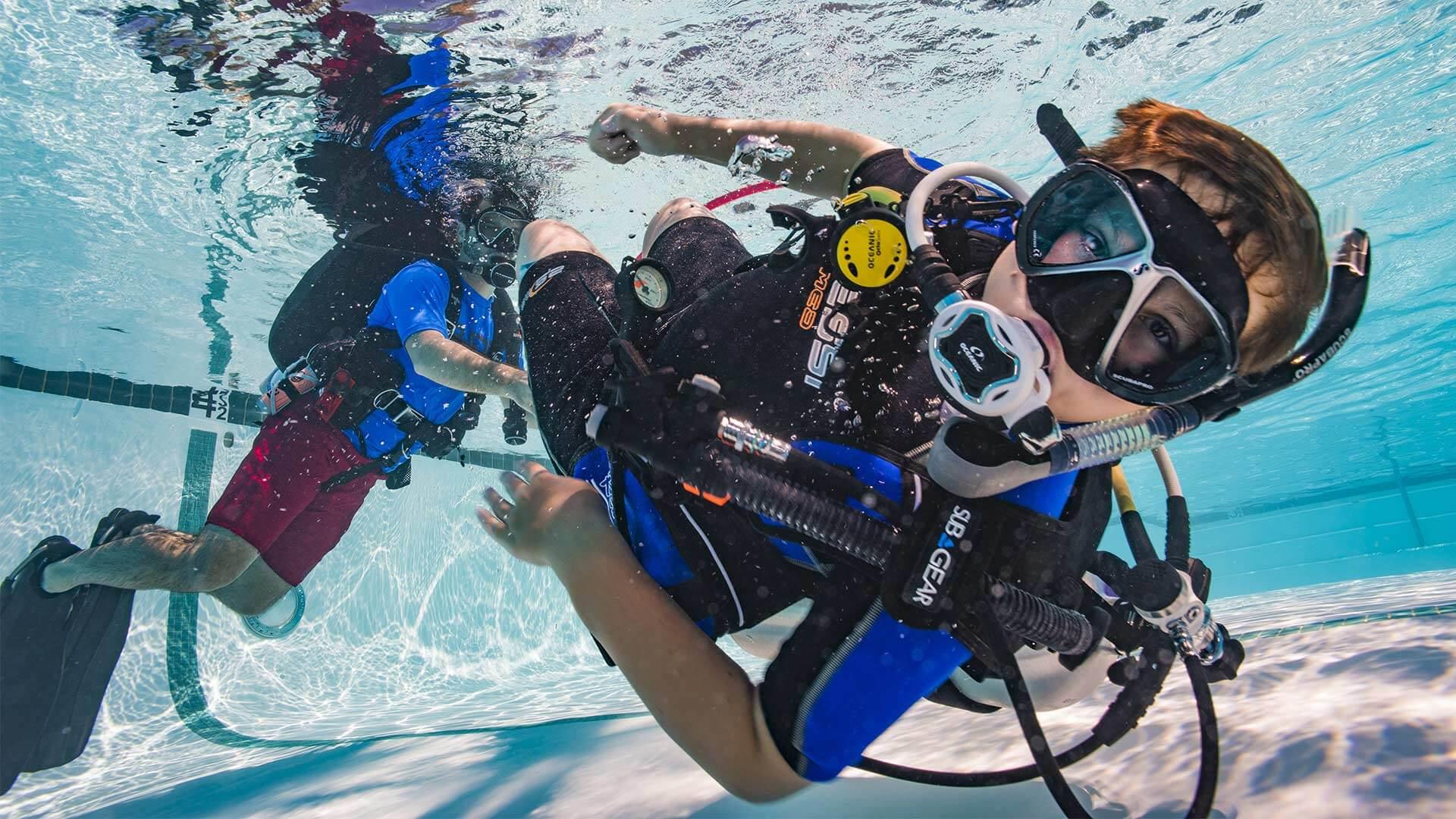 Children's Scuba Diving Phuket