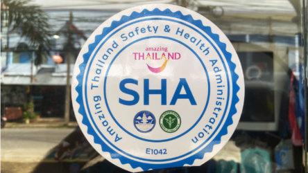 SHA Aussie Divers Phuket